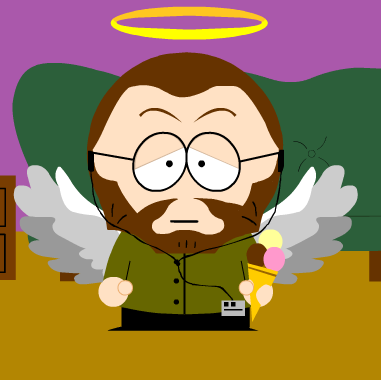 Lane as Southpark